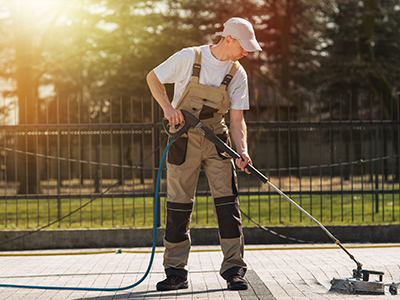 patio deck cleaning Naples